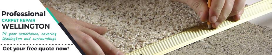 carpet repair wellington